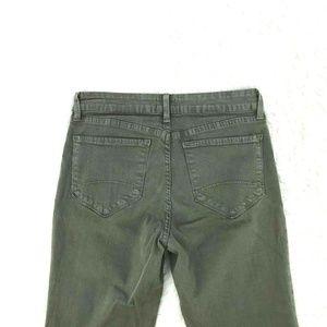NYDJ Women Jeans Straight Size 12P 29 Inseam Q32